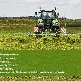 PRONAR Græsmaskiner